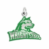 Wright State Raiders Logo Charm