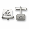 Wright State Raiders Stainless Steel Cufflinks