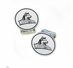 Wright State Raiders Sterling Silver Cufflinks