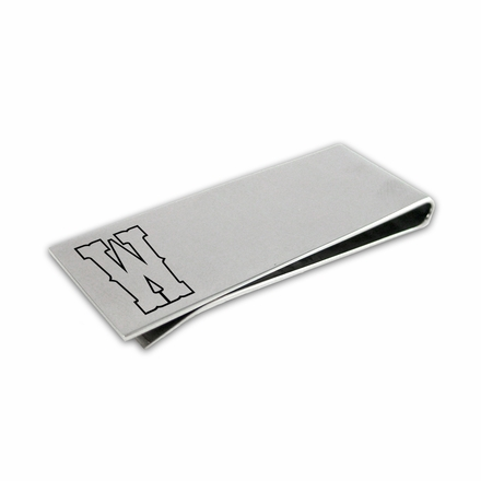 Wyoming Cowboys Money Clip