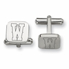 Wyoming Cowboys Stainless Steel Cufflinks