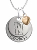 Wyoming Cowboys with Heart Accent