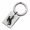 Wyoming Key Ring