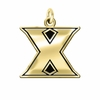 Xavier Musketeers 14KT Gold Charm