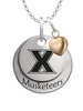 Xavier Musketeers with Heart Accent