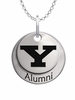 Youngstown State Penguins Alumni Necklace