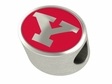Youngstown State Penguins Enamel Bead