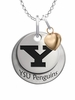 Youngstown State Penguins with Heart Accent