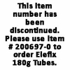 Elefix Conductive Paste - Tubes (Each) DISCONTINUED - Use Item #200697-0