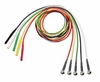 Silver Electrodes - 8 ft. Silicone Wire