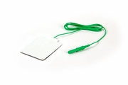Technomed Disposable Ground Electrodes - 1m Lead