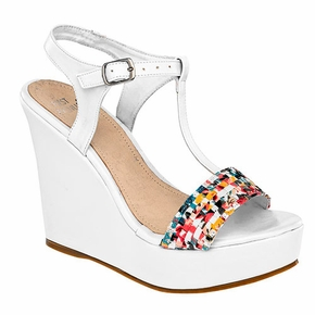 FIRST AVENUE 4045 BLANCO MULTICOLOR