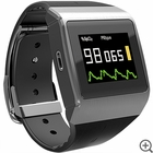 FL-500 / CMS-50K Wearable Wrist Pedometer with SpO2/ECG/Bluetooth (Free iPhone & Android Application)