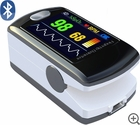 CMS-50E Fingertip Pulse Oximeter, Alarm/Bluetooth