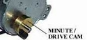 ACROPRINT DRIVE CAM (MINUTE CAM) FOR MODEL 125 - 150 - 200 TIME CLOCK