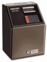 Amano MJR-8000 Totalizing Time Clock 250 Employees
