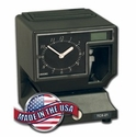 Amano TCX-21 Electronic Time Clock - MADE IN THE USA