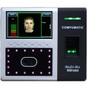 Biometric Face Recognition & Fingerprint Time Recorder