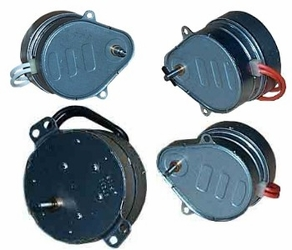 Time Clock Motors for Acroprint, Amano, Lathem and Rapidprint Time Clocks and Time Stamps