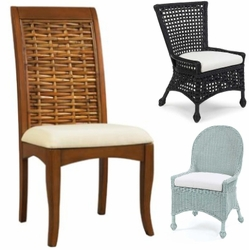 Armless Side Dining Chairs