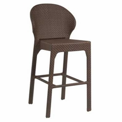 Bali Armless Bar Stool