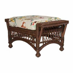 Bar Harbor Porch Ottoman