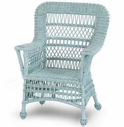 Cape Library Wicker Chair