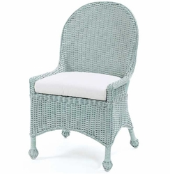 Eastern Shore Wicker Dining Chair