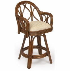 Fiji Swivel Counter Stool