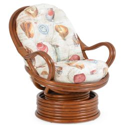 Hana Swivel Rocker
