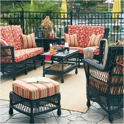 Legacy Outdoor Wicker Furniture Set