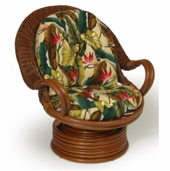 Moorea Swivel Rocker