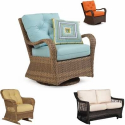 Outdoor Swivel Glider Chairs