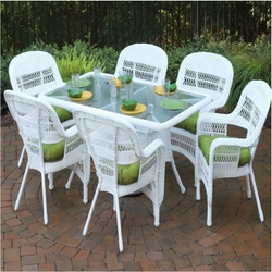 Portside 7 Piece Outdoor Dining Set
