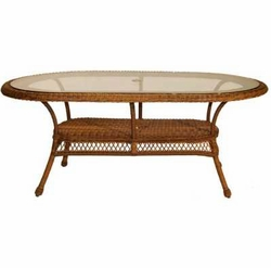 Sanibel Oval Dining Table