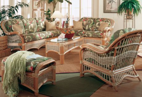 Seascape Rattan Furniture Set