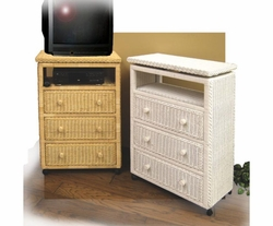 TV Chests w/Swivel Tops