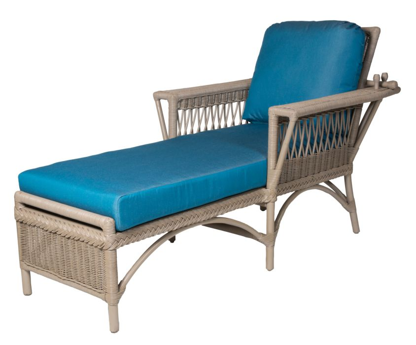 Chaises wicker indoor wicker chaise lounge chairs for Chaise windsor