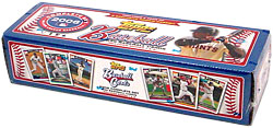 2006 Topps Baseball Card Set
