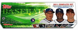 2011 Topps Baseball Card Set - Holiday Edition