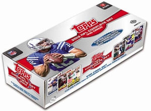 2012 Topps Football Cards Factory Sealed Complete Set