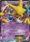 Alakazam EX 25/124 Ultra Rare - Pokemon XY Fates Collide Card