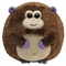 Bananas The Brown Monkey (Regular Size) - TY Beanie Ballz
