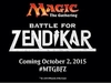 Battle for Zendikar Magic Booster Pack