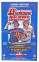 Bowman 2013 Draft Picks & Prospects Baseball Hobby Box