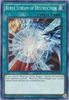 Burst Stream of Destruction LCKC-EN025 Secret Rare - Legendary Collection Kaiba