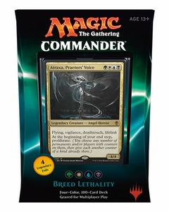 Commander 2016 Breed Lethality MTG Deck