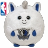 Dallas Mavericks (4 inch) - NBA TY Beanie Ballz
