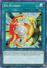 De-Fusion LCKC-EN044 Secret Rare - Legendary Collection Kaiba