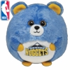 Denver Nuggets (4 inch) - NBA TY Beanie Ballz